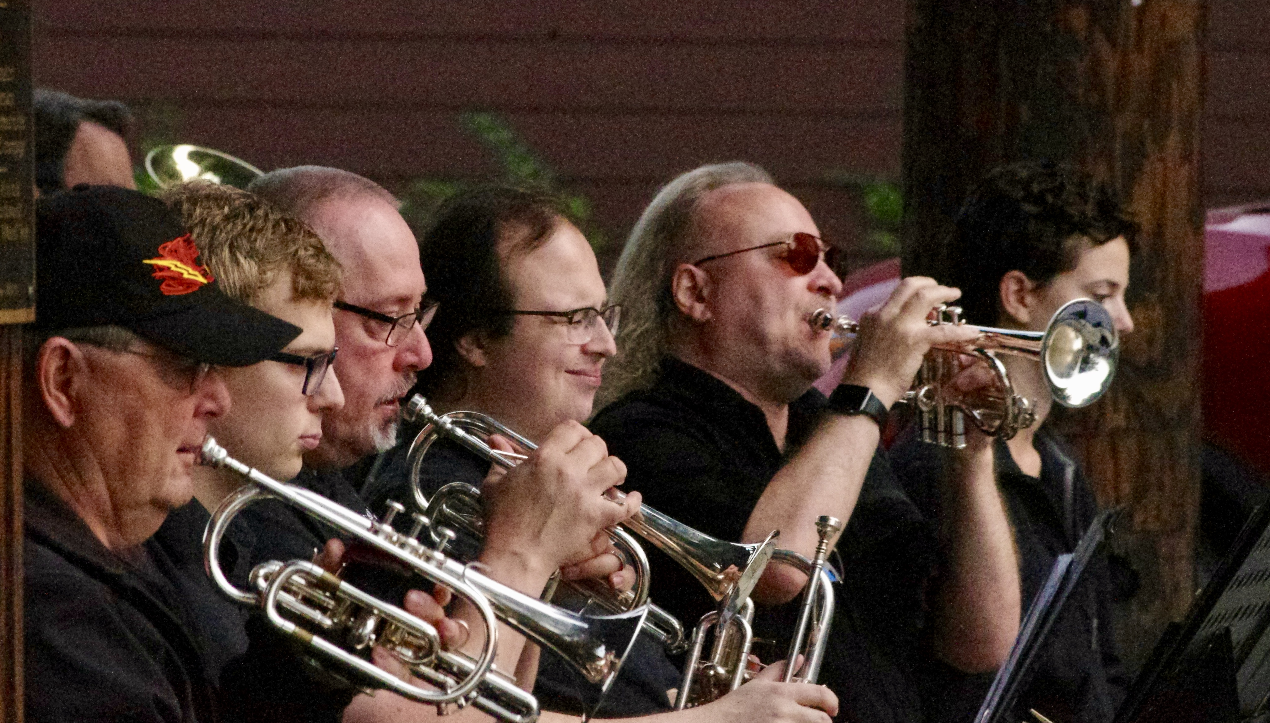 brass band northwest